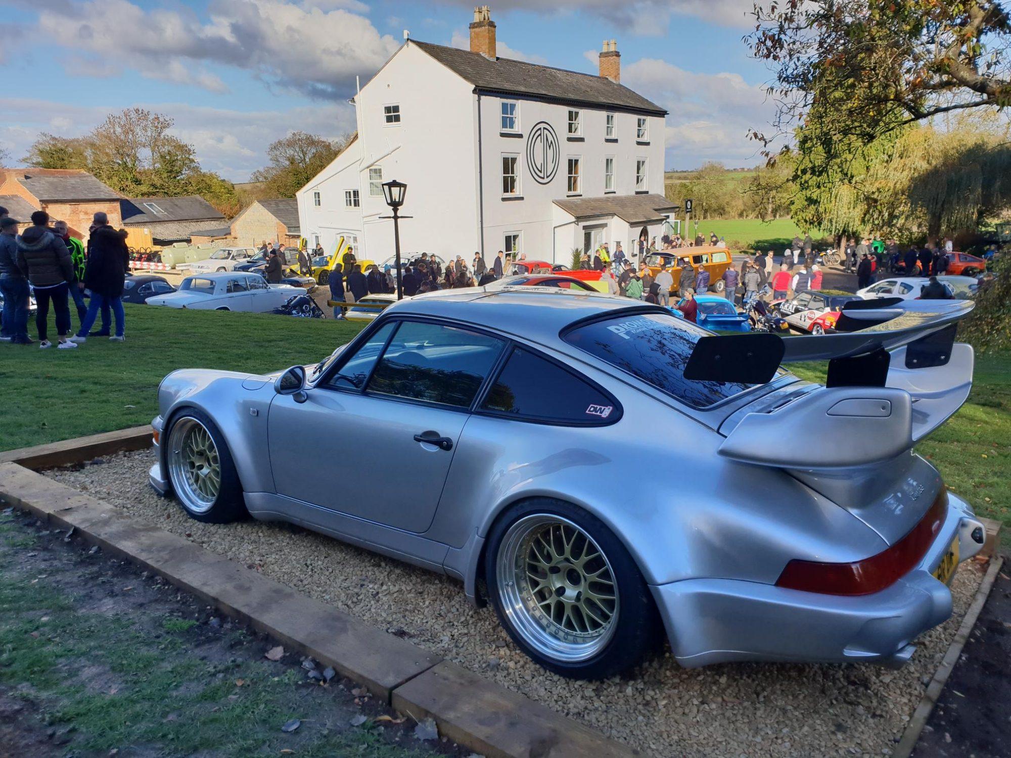 Caffeine & Machine, motoring, car venue, car meet, car club, Porsche