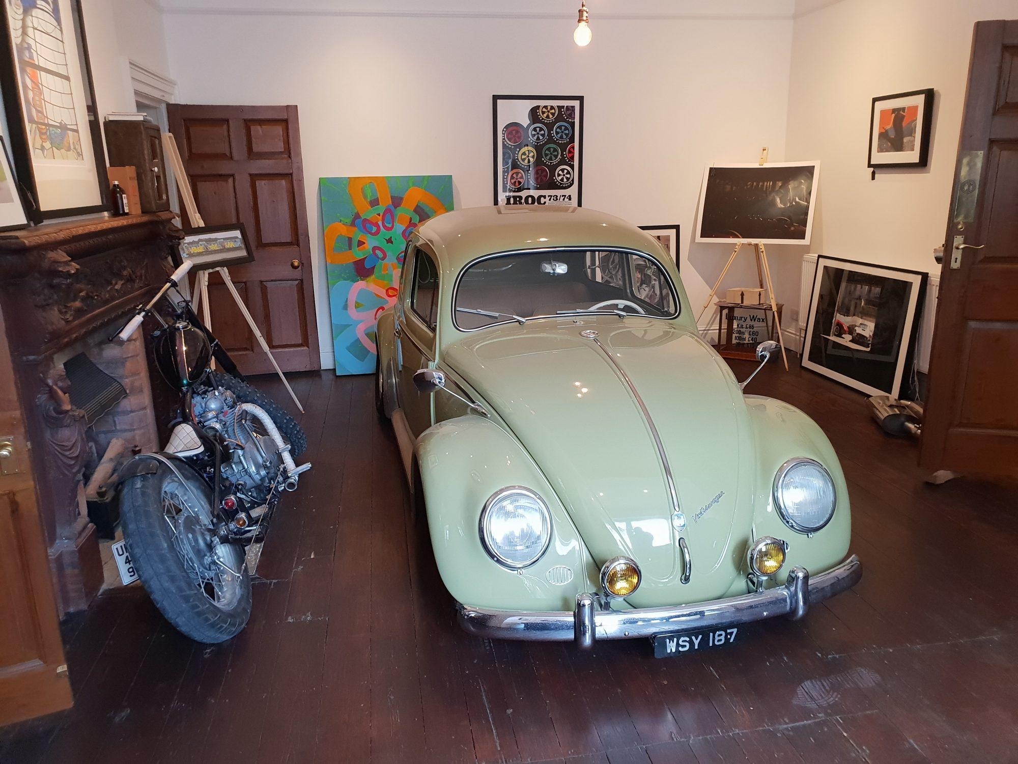 Caffeine & Machine, motoring, car venue, car meet, car club, Volkswagen Beetle