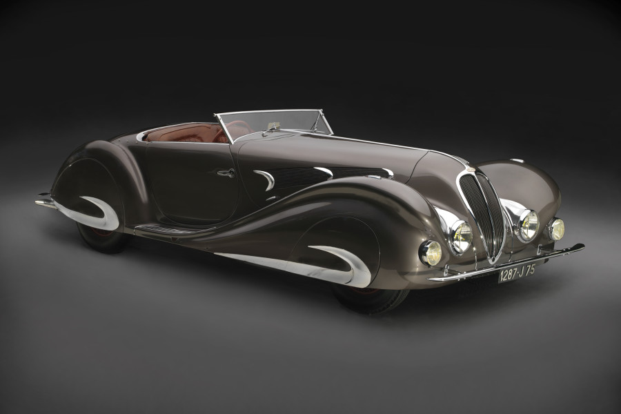 Delahaye, 1937 Delahaye, Delahaye Type 135 MS Special
