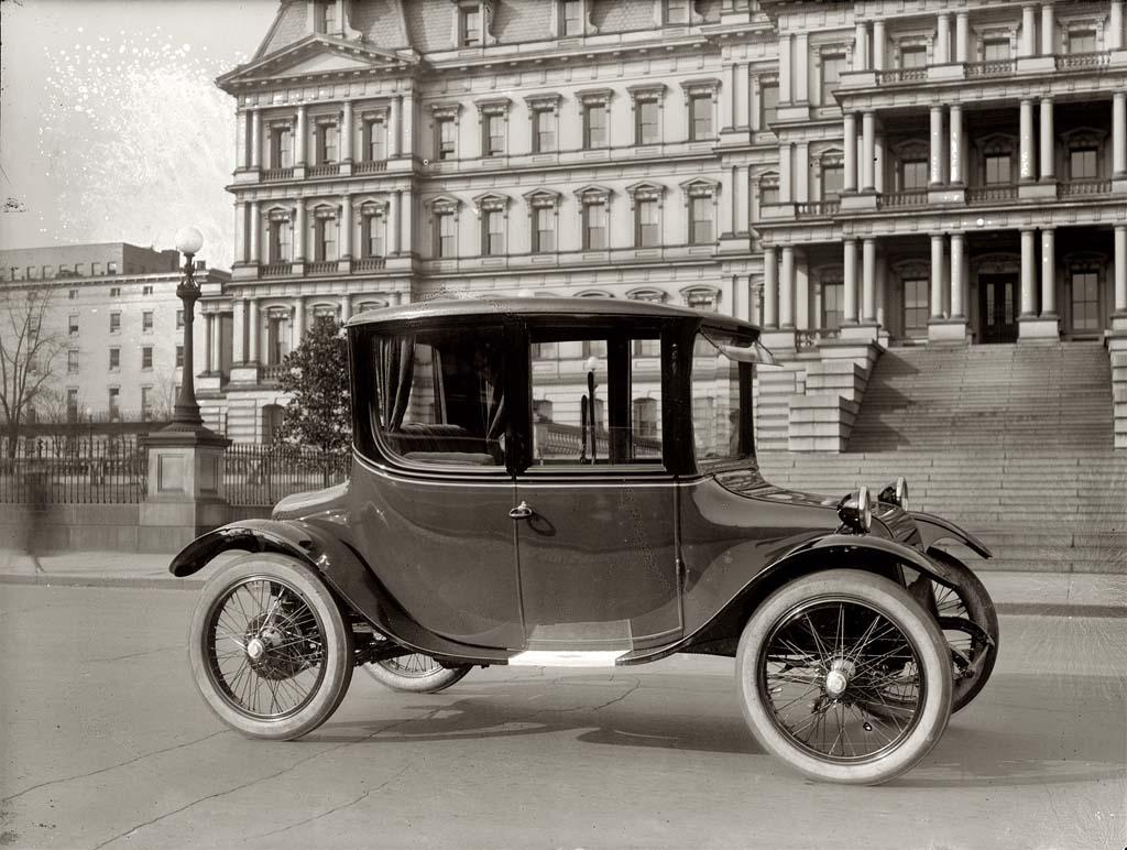 Detroit Electric, electric vehicle, ev