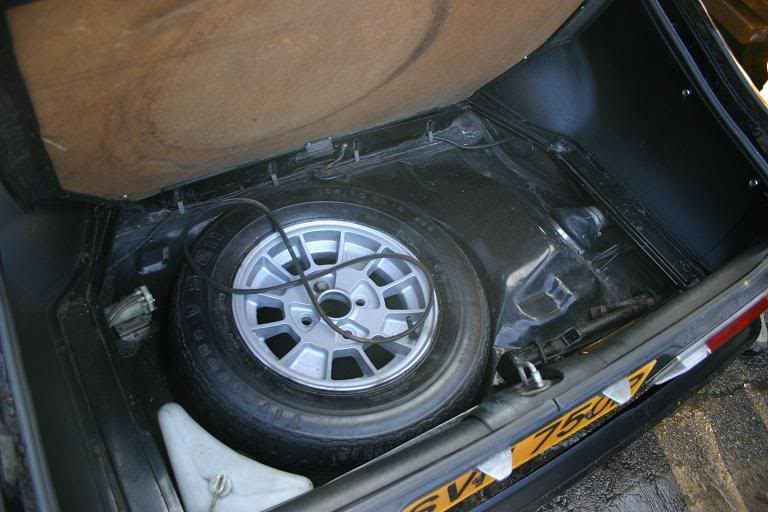 Ford Capri, Dunlop wheel, classic car, tyre, Capri 3.0S
