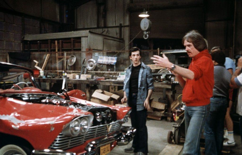Christine, V8, Stephen King, Christine movie, Plymouth Fury, John Carpenter