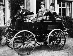 Thomas Parker, ev, electric vehicle
