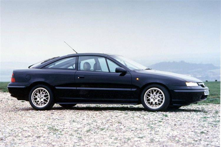 Vauxhall, Vauxhall Calibra, Vauxhall heritage, Calibra V6, BBS wheels