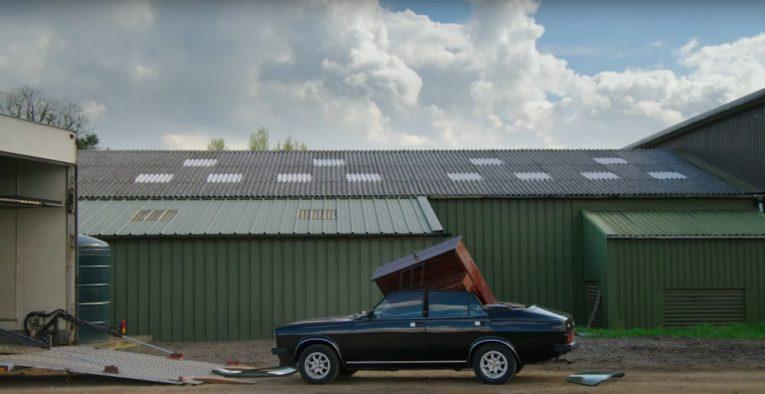 Alt tags: Morris Marina piano drop, Morris, Marina, British Leyland, carandclassic, carandclassic.co.uk, motoring, automotive, British Leyland, car, cars, top gear, Morris Ital,