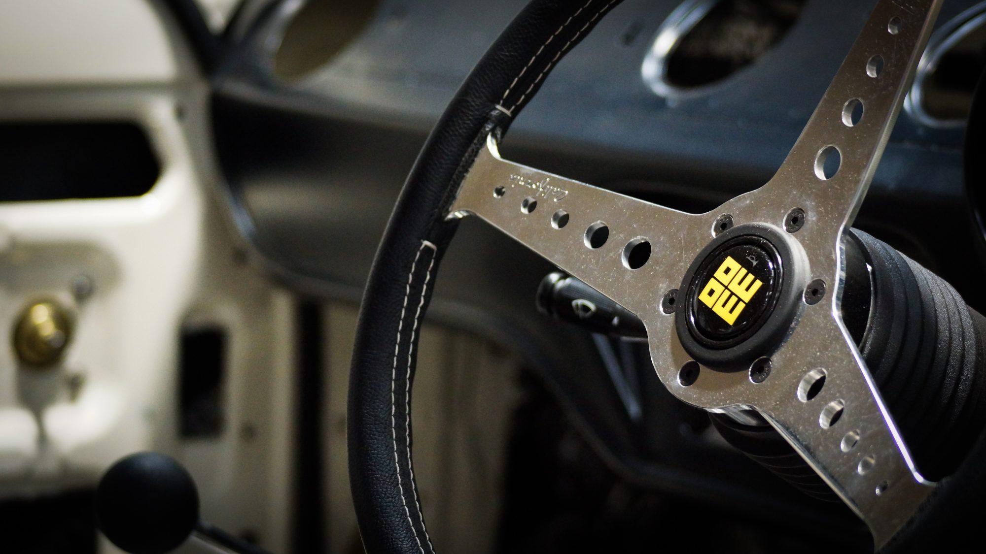 Gordon Murray Escort., Mk1 Escort, Cosworth, Retropower