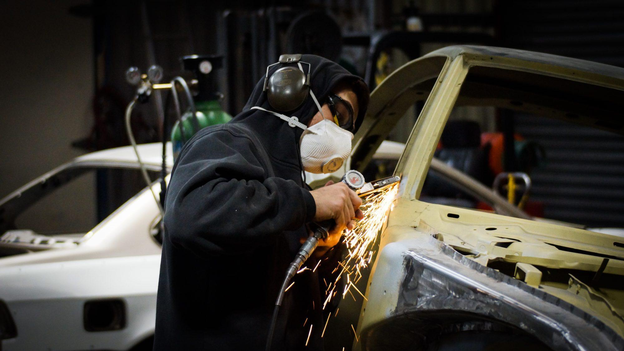 Retropower, classic car, car modification, car build, car restoration