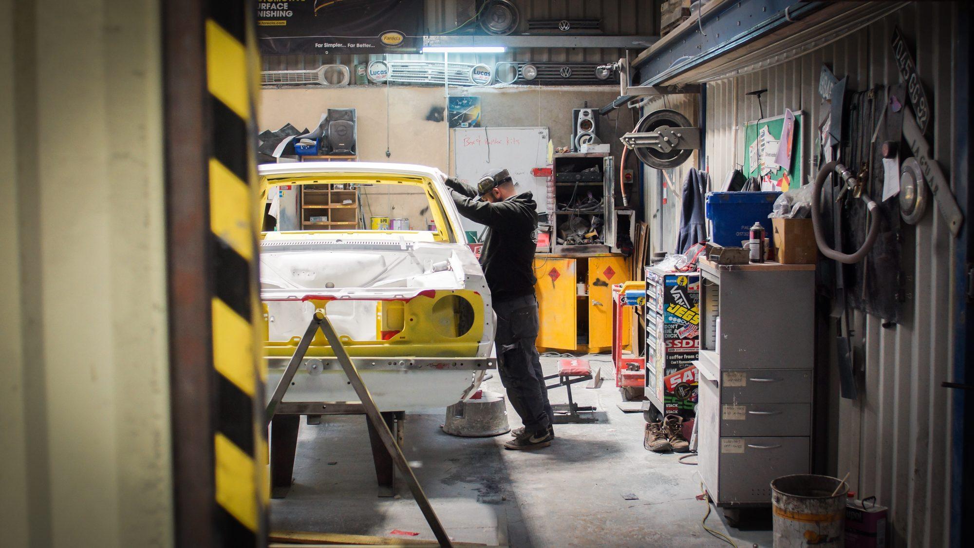 Mk2 Escort, Ford Escort, motoring, automotive, retropower