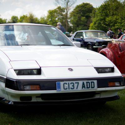 Wallingford, Wallingford vehicle rally, classic car, car meet, car event, Nissan 300ZX