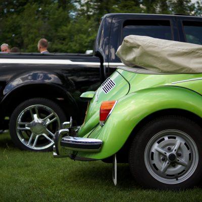 Wallingford, Wallingford vehicle rally, classic car, car meet, car event, Beetle, Ford F150
