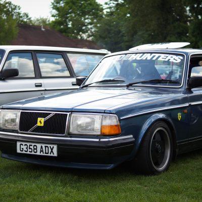 Wallingford, Wallingford vehicle rally, classic car, car meet, car event, Volvo