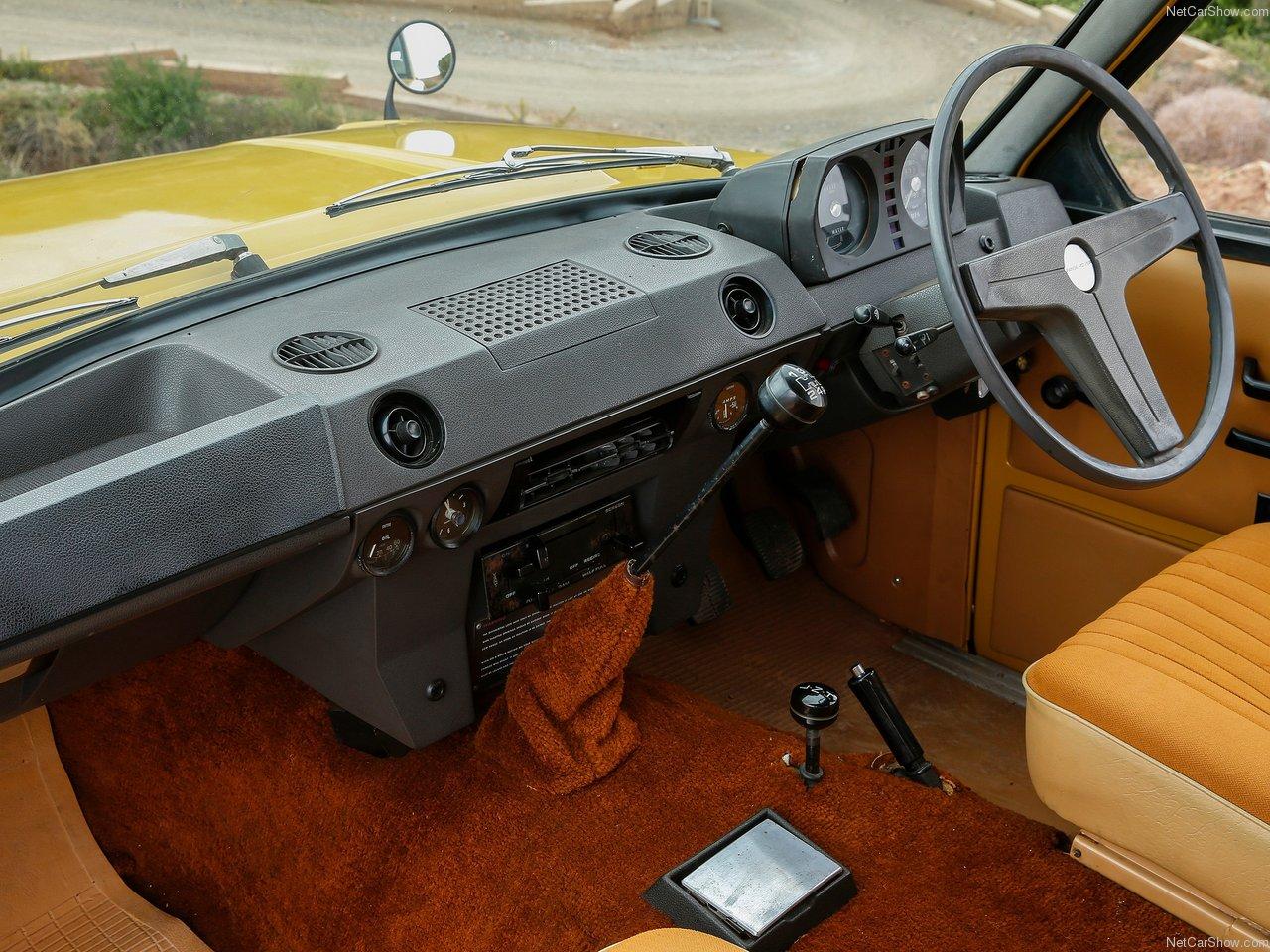 Range Rover, Series 1 Range Rover, 4x4, Range Rover buying guide, Range Rover interior