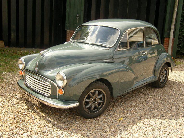 Morris Minor, Morris, Minor, modified classic car, Fiat Twin Cam, Morris Minor rear. hot rod, modified classic, carandclassic.co.uk, carandclassic, motoring, automotive, classic car, retro car