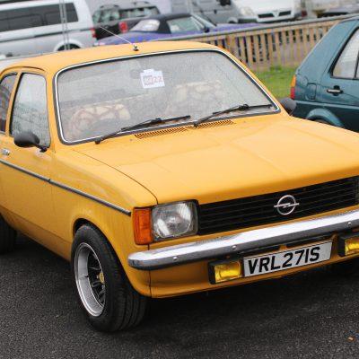 Retro Show, Retro cars, motoring, automotive, car show, car meet, classic car, Le Car, Opel Kadette
