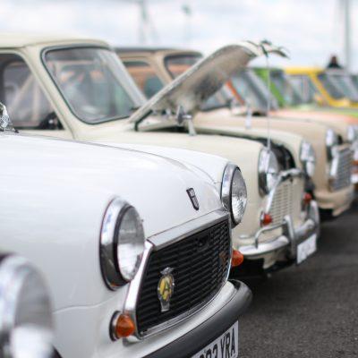 Retro Show, Retro cars, motoring, automotive, car show, car meet, classic car, Le Car, Mini