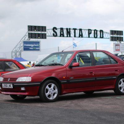 Retro Show, Retro cars, motoring, automotive, car show, car meet, classic car, Le Car, 405 Mi16