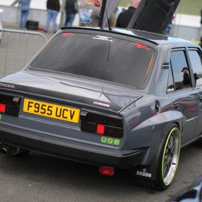 Retro Show, Retro cars, motoring, automotive, car show, car meet, classic car, Le Car, Skoda Estelle