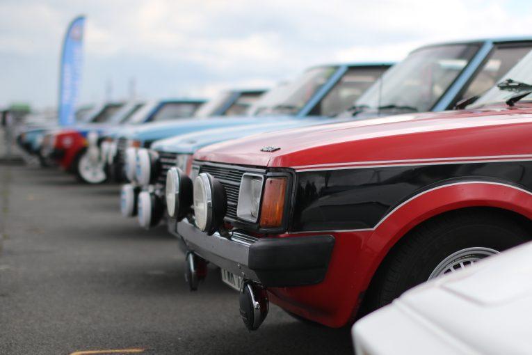 Retro Show, Retro cars, motoring, automotive, car show, car meet, classic car, Le Car, Lotus Sunbeam
