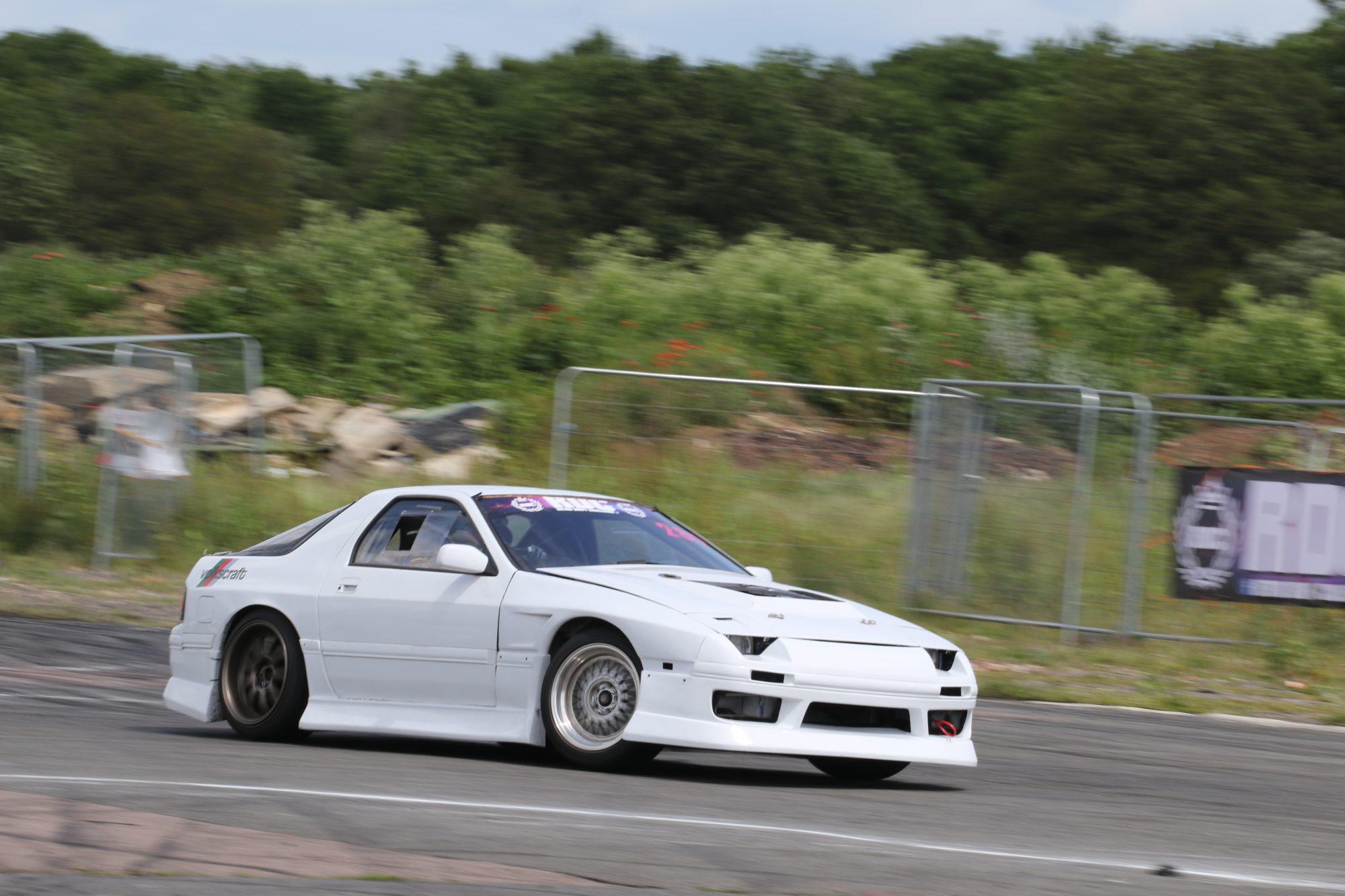 Retro Show, Retro cars, motoring, automotive, car show, car meet, classic car, Mazda RX7