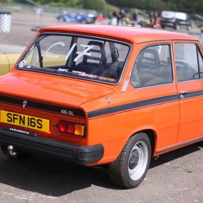 Retro Show, Retro cars, motoring, automotive, car show, car meet, classic car, Le Car, DAF 33