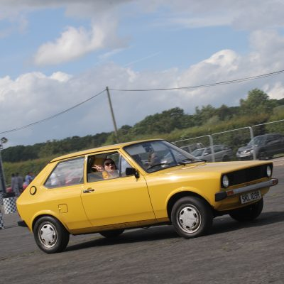 Retro Show, Retro cars, motoring, automotive, car show, car meet, classic car, Le Car, Mk1 Polo