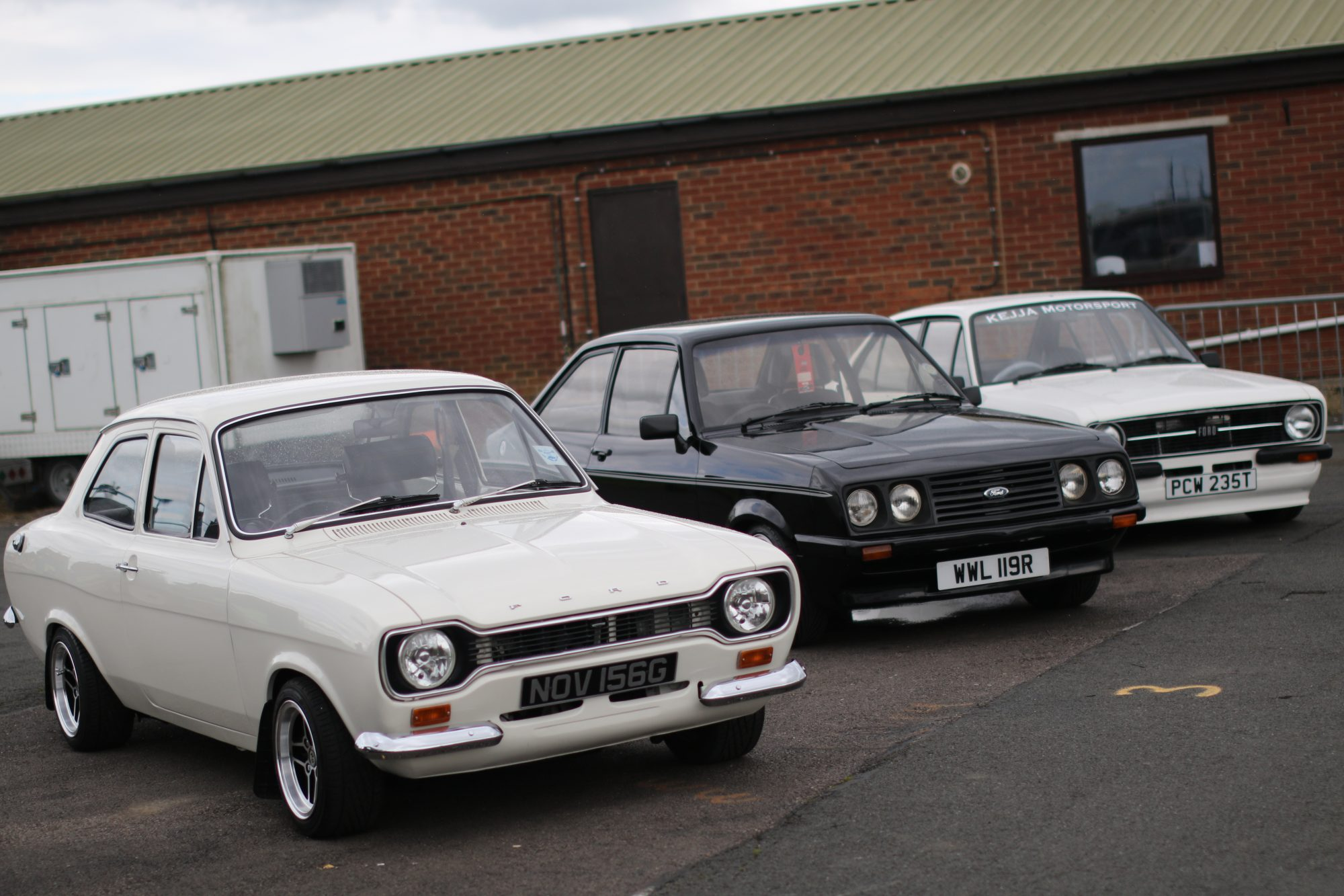 Retro Show, Retro cars, motoring, automotive, car show, car meet, classic car, Mk1 Escort