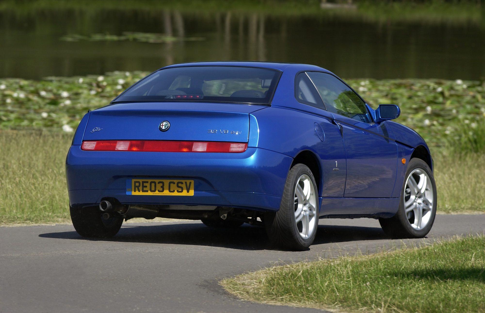 Alfa, Alfa Romeo, Alfa Romeo GTV, Alfa Romeo Spider, GTV, Spider, GTV blue