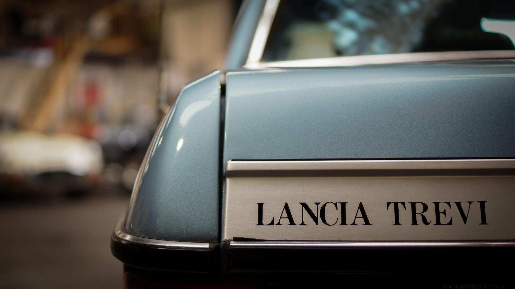 Lancia, Lancia Trevi, Trevi, Trevi 2000, Lancia Beta, Beta
