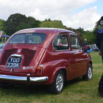 Motorsport, Motorsport at the Palace, Crystal Palace, London car show, classic car, show, classic motorsport, Fiat 600