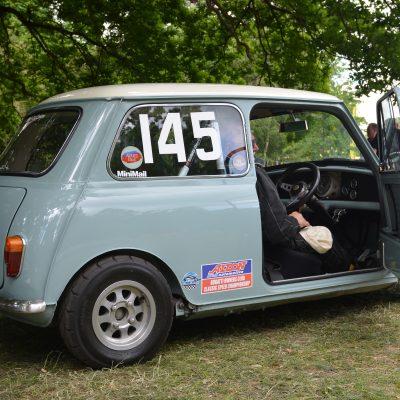 Motorsport, Motorsport at the Palace, Crystal Palace, London car show, classic car, show, classic motorsport, Mini Cooper