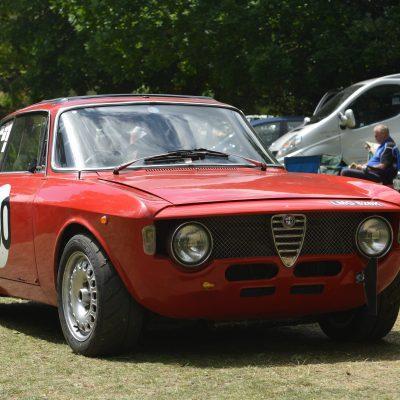 Motorsport, Motorsport at the Palace, Crystal Palace, London car show, classic car, show, classic motorsport, Alfa Romeo GT Junior