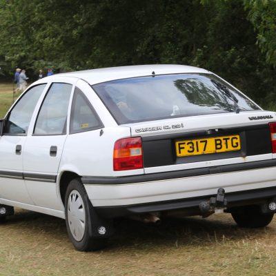 Festival of the Unexceptional, classic car, retro car, classic car show