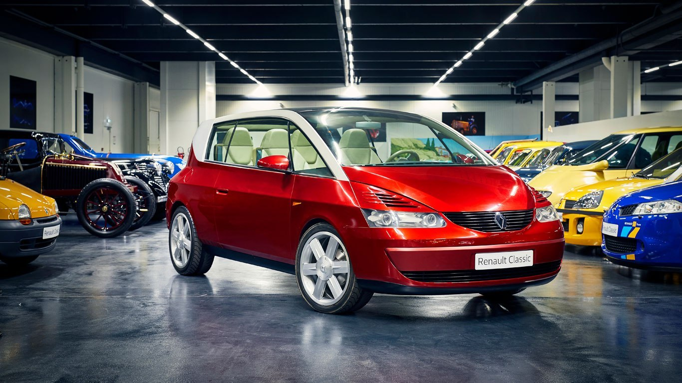 Renault, Renault Avantime, Avantime, Matra, Espace, Renault Espace