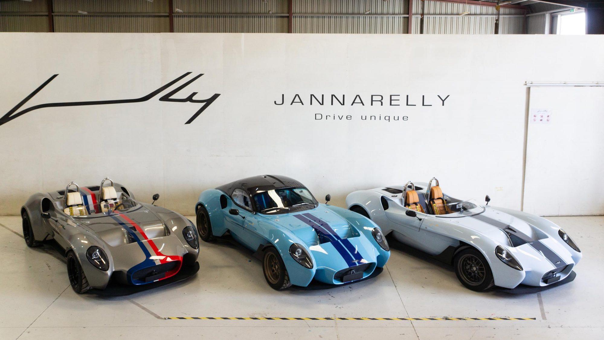 Jannarelly, Jannarelly Design-1, Design-1, Lykan, Lykan Hypersport, Salon Privé