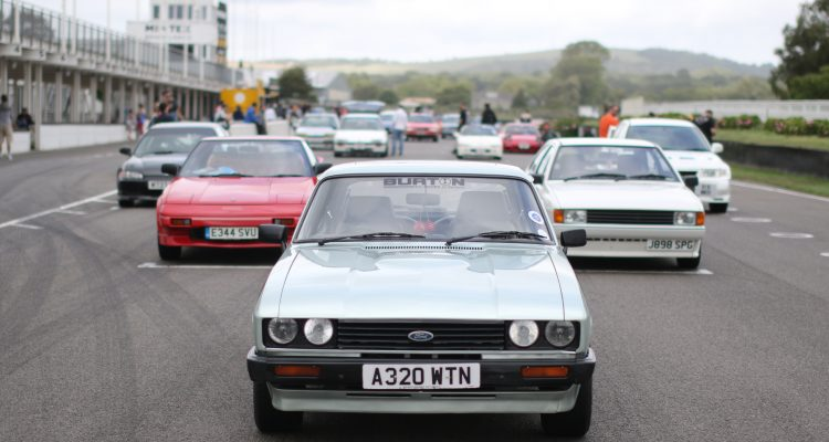 Radwood, Radwood UK, classic car show, classic car event, Goodwood