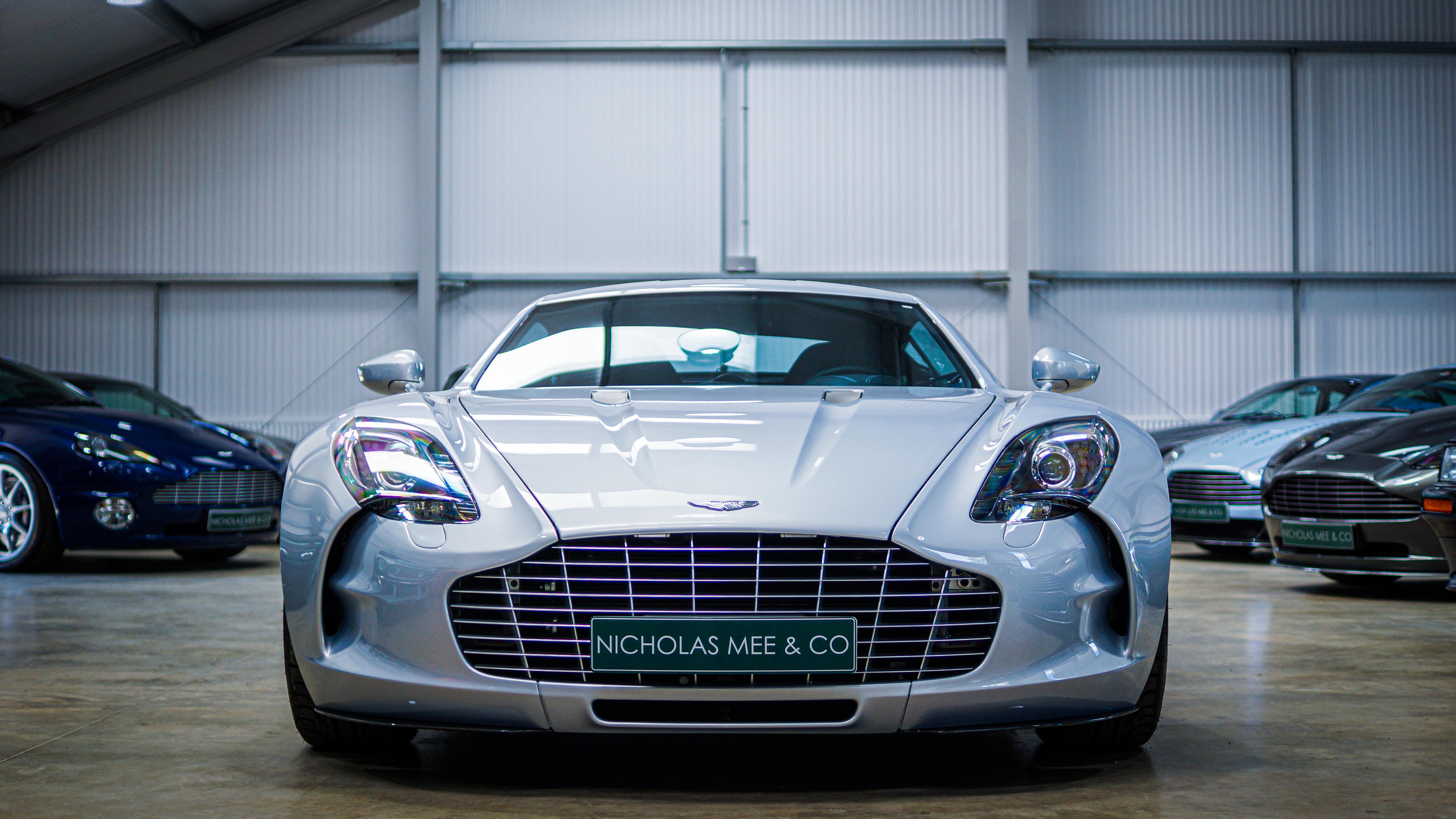 One 77 The Ultimate Aston Martin Car Classic Magazine