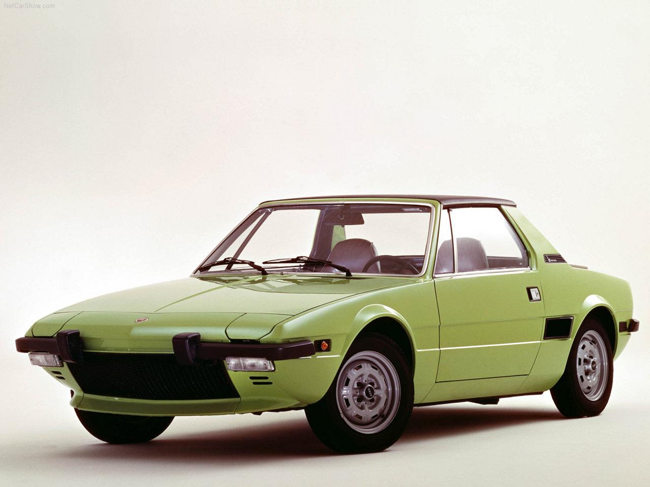 Fiat, Bertone, Fiat X1/9, Bertone X1/9, Fiat X1/9 buying guide, Classic Fiat