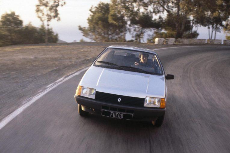 Fuego, Renault Fuego, Fuego Turbo, Renault Fuego Turob, Turbo, classic car, retro car, classic Renault, motoring, automotive, carandclassic, carandclassic.co.uk