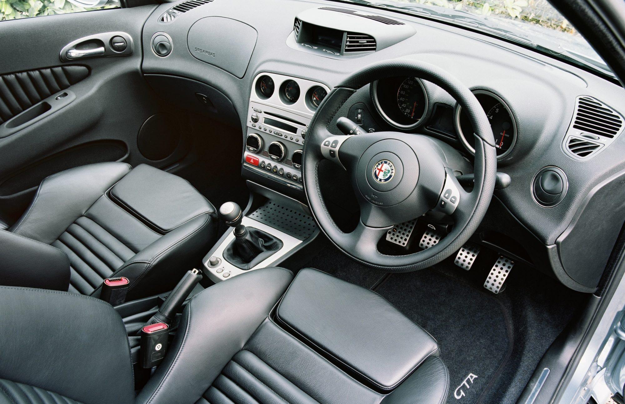 Alfa Romeo, Alfa Romeo GTA, 156 GTA, busso, V6, classic car, retro car, motoring, automotive, carandclassic, carandclassic.co.uk, cult classic, Alfa Romeo 156 GTA,