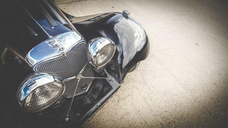 Jaguar SS100, Jaguar, SS100, Jaguar Racing, classic car, vintage car, motoring, automotive, Classic Jaguar, Retro Jagyuar, Brooklands, motorsport, classic motorsport, carandclassic, carandclassic.co.uk