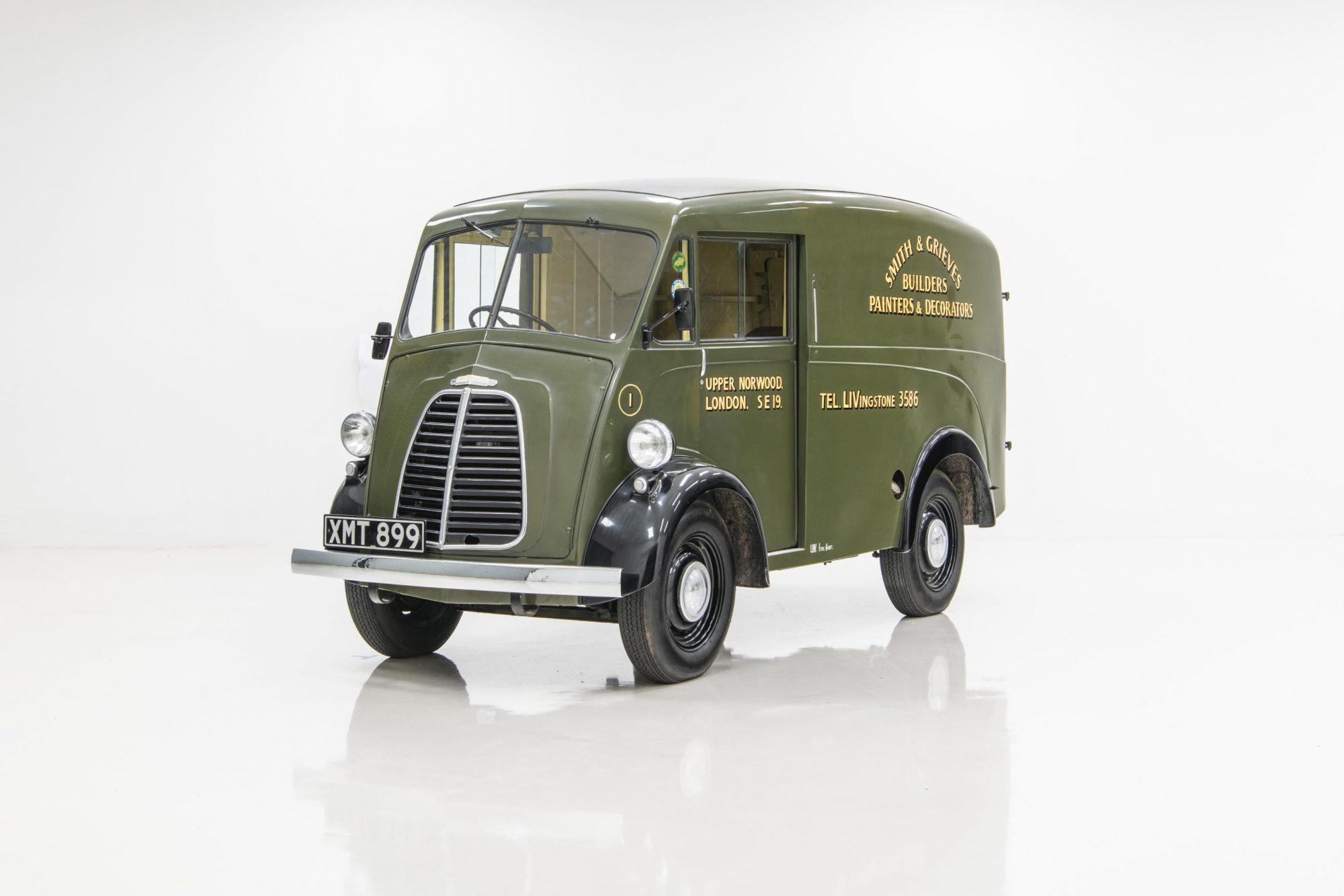 Morris, Morris J Type, Morris JE, Morris Commercial, EV, electric vehicle, classic car, retro car, motoring, automotive, carandclassic, carandclassic.co.uk