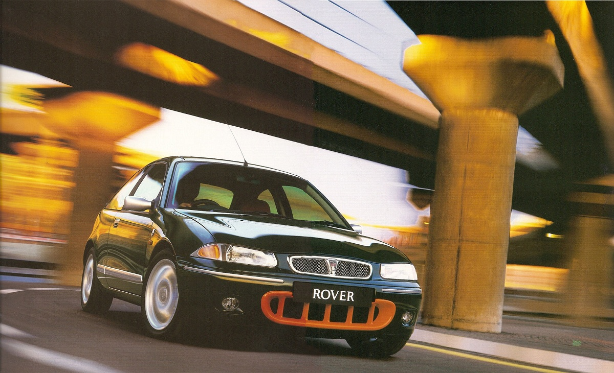 Rover, Rover BRM, MG Rover, Rover 200, Rover R3, R3, R8, Rover Turbo, classic Rover, retro Rover, classic car, retro car, motoring, automotive, carandclassic, carandclassic.co.uk