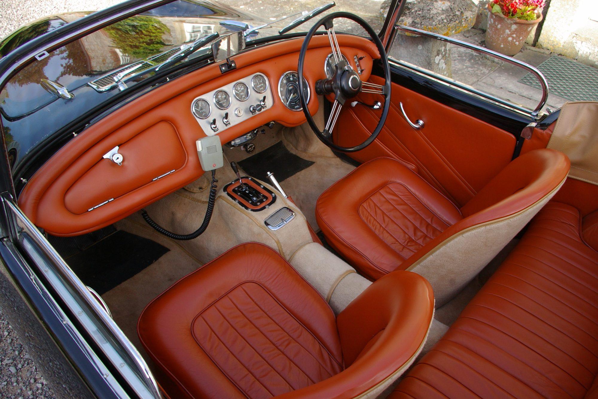 Daimler, Daimler Dart, Dart, Daimler SP250, Jaguar, sports car, Hemi, Hemi V8, classic car, retro car, motoring, automotive, carandclassic, carandclassic.co.uk, motoring, automotive