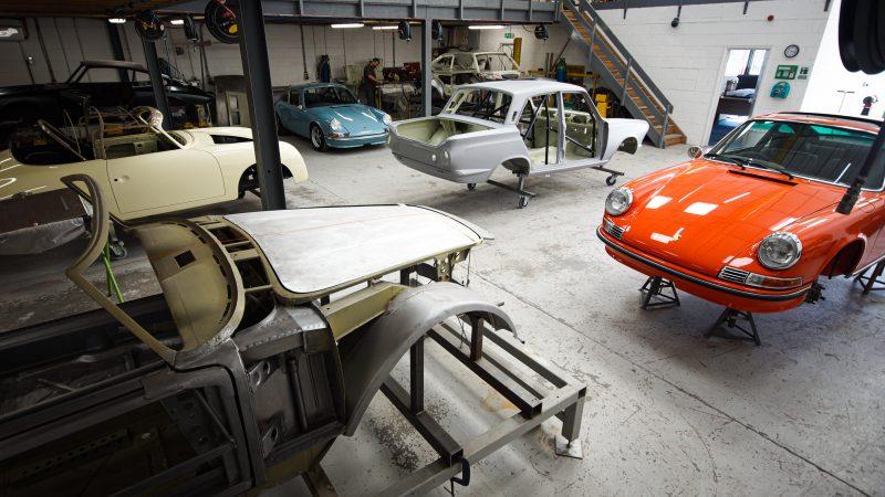 Norfolk, Norfolk Premier Coachworks, classic Porsche, classic car restoration, fabrication, classic car, retro car, motoring, automotive, classic car repair, custom classic car, Norwich, carandclassic, carandclassic.co.uk