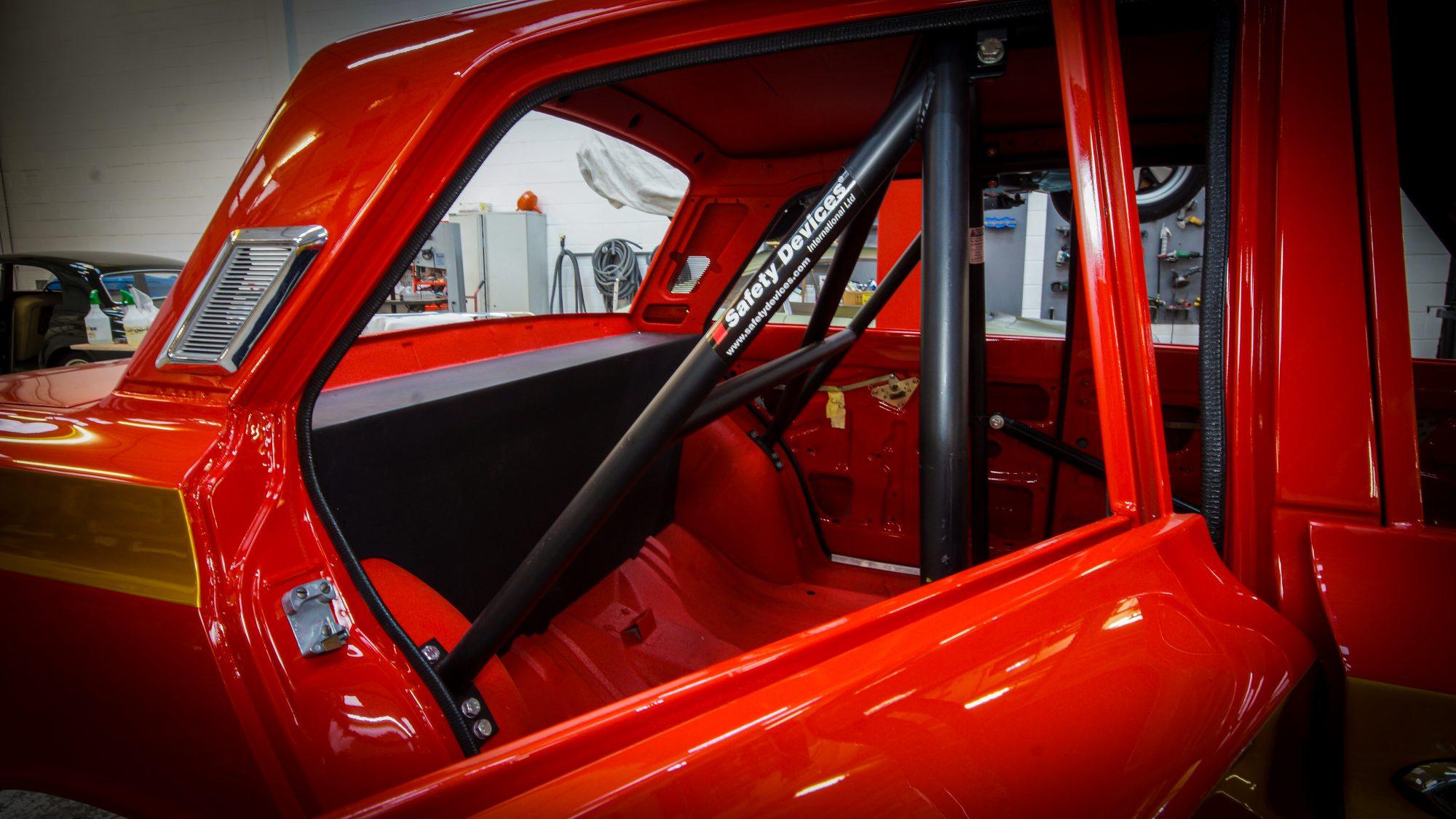Ford, Ford Cortina, Project '65, 1965 Cortina GT, GT, Cortina GT, FIA race car, Burton Power, Throbnozzle Racing, classic car, retro car, motoring, automotive, track car, fast road car, race car, carandclassic, Norfolk Premier Coachworks