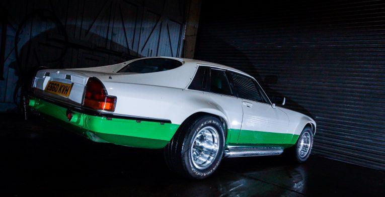 Jaguar, Jaguar XJS, Jaguar XJS V12, Sky 1 Curfew, tv car, movie car, classic car, Luden Automotive, motoring, automotive, carandclassic, carandclassic.co.uk, Jag, Sean Bean