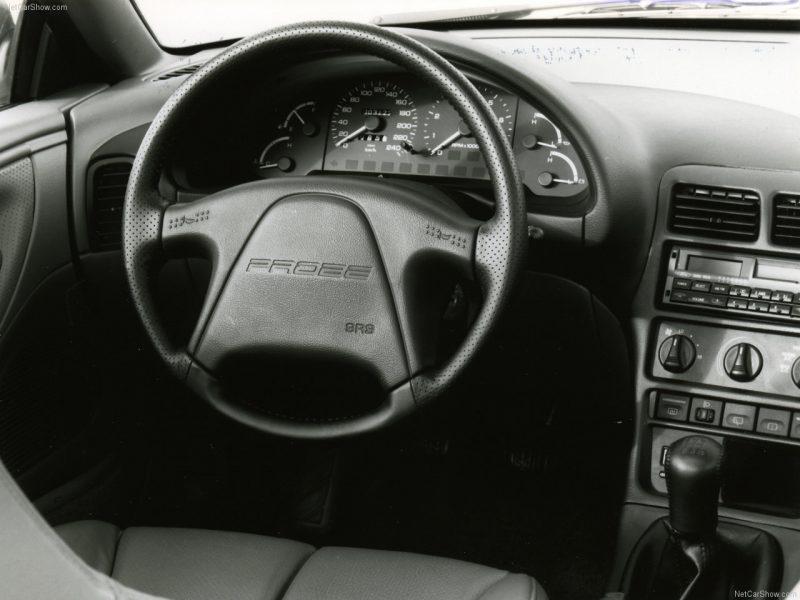 Ford, Ford Probe, Mazda, Probe, Mazda 626, classic Ford, Retro Ford, motoring, automotive, Ford Capri, Capri, Mustang, coupe, sports car, carandclassic, carandclassic.co.uk