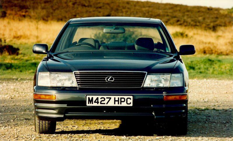 Lexus, Lexus LS400, LS400, Lexus LS, Mercedes-Benz S Class, S Class, BMW 7 Series, 7 Series, luxury car, luxury saloon, classic car, retro car, motoring, automotive, Japanese car, carandclassic, carandclassic.co.uk