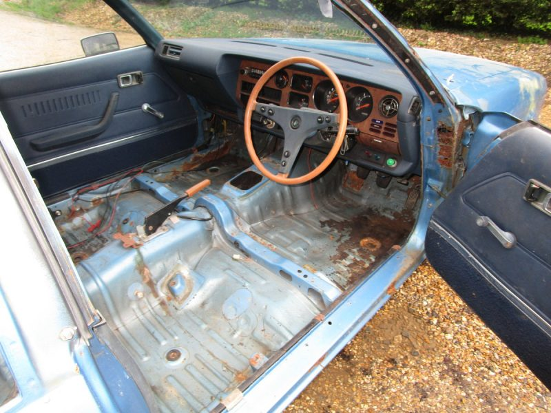 1979 Toyota Celica 1600ST – Project Profile