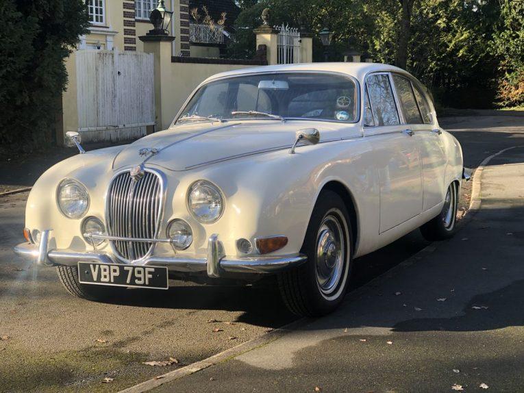 Jaguar, Jaguar S Type, S Type, classic Jaguar, Retro Jaguar, motoring, automotive, classified of the week, motoring, automotive, carandclassic, carandclassic.co.uk